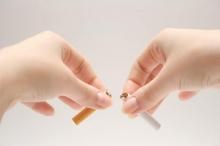 Кислород и курение